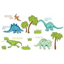 Wall Art Kit Dinosaur Expedition Wall Decal
