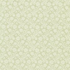 "Dollhouse Dionysia 33' x 20.5"" Jacobean 3D Embossed Wallpaper"