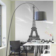 Ideal Décor La Tour Eiffel Wall Mural