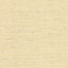 """Cortina III Allen Scrubbable and Strippable 27' x 27"""" Solid 3D Embossed Wallpaper"""