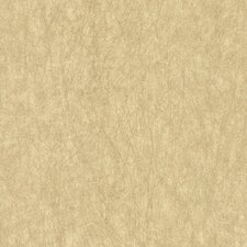 """Cortina III Cartier Scrubbable and Strippable Cracked 27' x 27"""" Abstract 3D Embossed Wallpaper"""