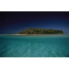 National Geographic Tropical Island Wall Mural