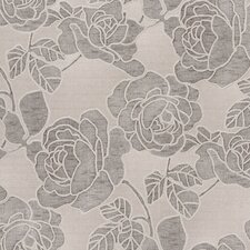 "Venezia Sancia Rosette Weave 33' x 27"" Floral 3D Embossed Wallpaper"