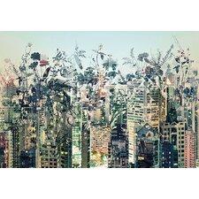 Komar Urban Jungle Wall Mural