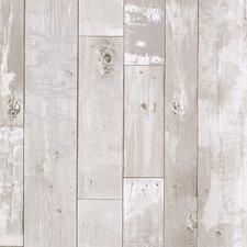 """33' x 20.5"""" Ashwile Wood Wallpaper"""