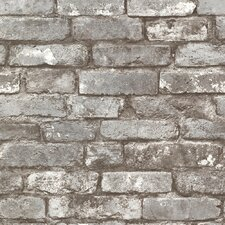 "33' x 20.5"" Chelsea Brick Wallpaper"