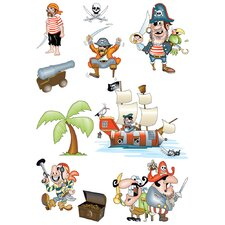 Spirit Pirates Wall Decal