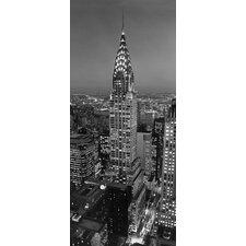 Ideal Decor Chrysler Building Wall Mural
