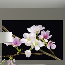 Ideal Décor Blossoms Wall Mural