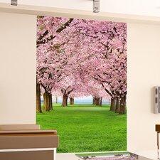 Ideal Décor Trees Wall Mural