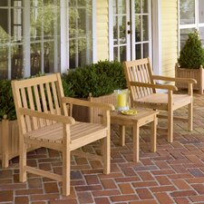 Classic 3 Piece Seating Group