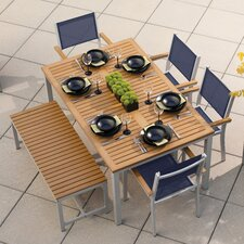 Travira 6 Piece Dining Set
