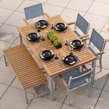 Travira 6 Piece Dining Set