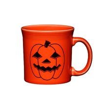 Halloween Spooky Pumpkin 12 oz. Java Mug