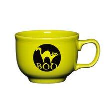 Halloween Boo Cat 18 oz Jumbo Cup