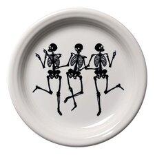 "Trio of Skeleton 6.63"" Appetizer Plate"