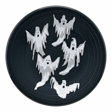 "Ghost 9"" Luncheon Plate"