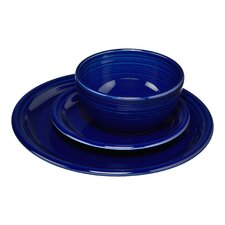 Bistro 3 Piece Dinnerware Set
