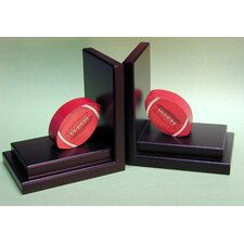 Football Book Ends (Set of 2)