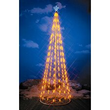 String Light Cone Tree Christmas Decoration