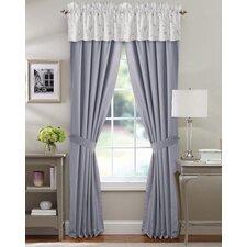 Mirage Curtain 6pc Set