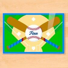 Baseball Personalized Placemat