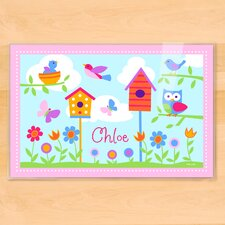 Birdie Personalized Placemat