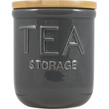Otto Tea Canister