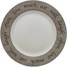 Kitchen Pantry 26 cm Dinner Plate (Set of 6)