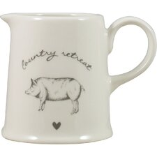 Country Retreat Milk Jug