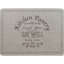 Kitchen Pantry Placemats (Set of 4)