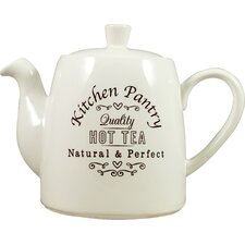 Kitchen Pantry China Teapot