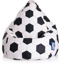 Sitzsack Fußball