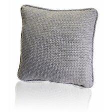 Landis Mini Check Textured Weave Toss Throw Pillow