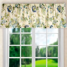 Brissac Tailored Sheer Curtain Valance