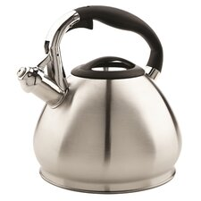 3 Qt. Stainless Steel Lever Operated Tea Kettle
