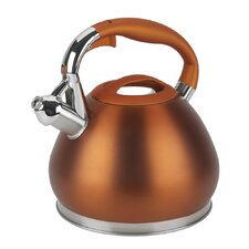3-qt. Stainless Steel Lever Operated Tea Kettle