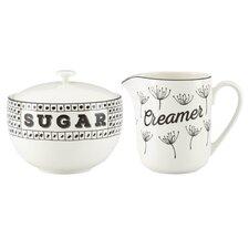 Around the Table Sugar & Creamer Set