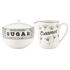 Around the Table Sugar & Creamer Set
