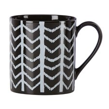 Around the Table Chevron Mug