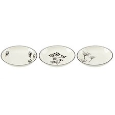 Around the Table 3 Piece Nut Bowl Set