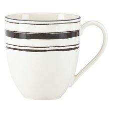 Around the Table Stripe Mug