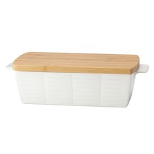 Entertain 365 Sculpture Loaf Pan with Lid