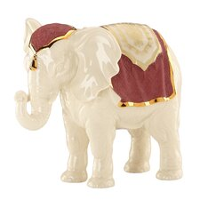 First Blessing Nativity Elephant Figurine