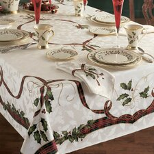 Holiday Nouveau Tablecloth