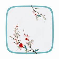 "Chirp 10.25"" Square Dinner Plate"