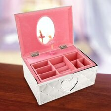 Childhood Memories Musical Ballerina Jewelry Box