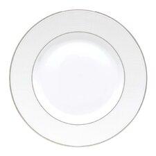 "Opal Innocence 10.8"" Stripe Dinner Plate"