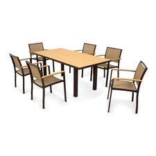 Bayline™ 7 Piece Dining Set II