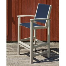 "Coastal 30.5"" Bar Stool"